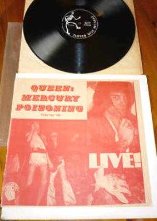 Queen Mercury Pois
