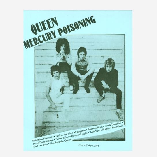 Queen mercury-poisoning version 2