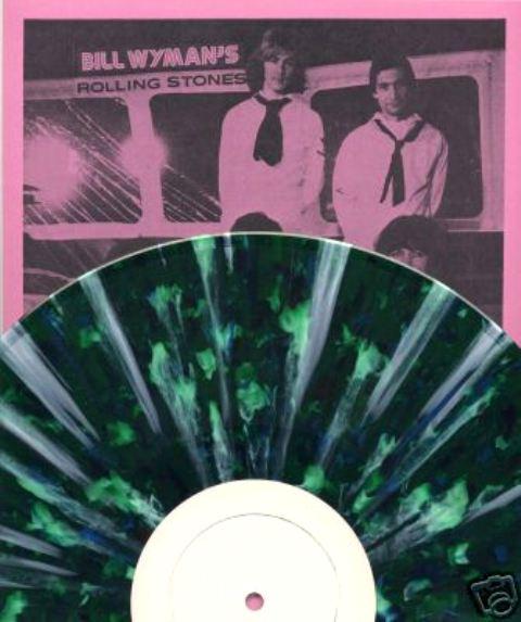 Rolling Stones Bill Wyman's green