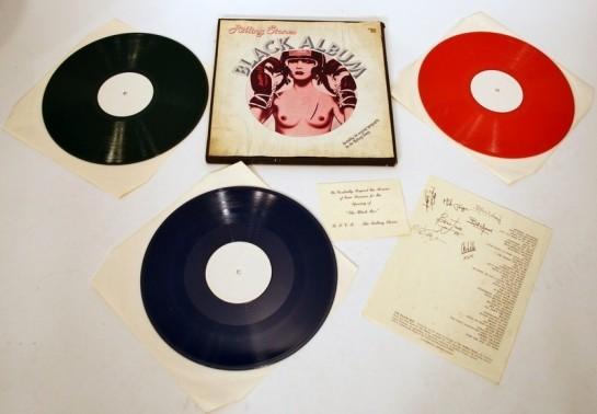Rolling Stones Black Album
