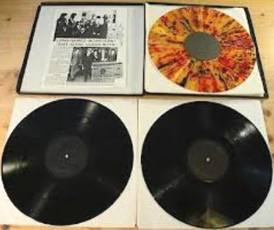 Rolling Stones Black Box b b mcv