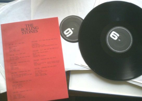 Rolling Stones Cherrie oB d 1