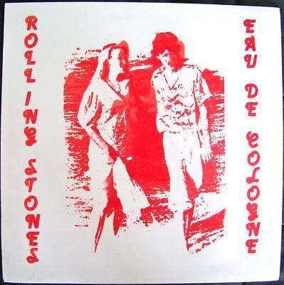 Rolling Stones Eau de Cologne