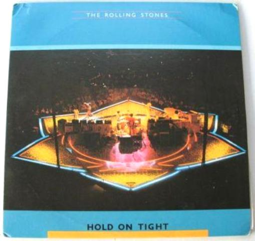 Rolling Stones Hold On Tight 3 LP