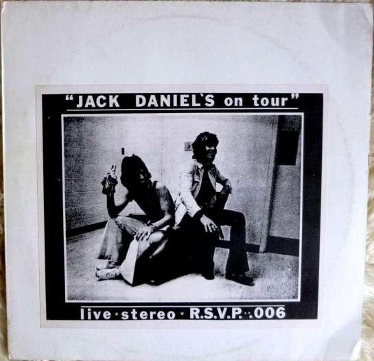 Rolling Stones Jack Daniels o Tour 2