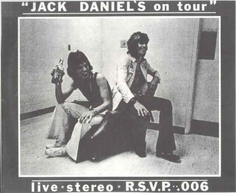 R S V P 006 Jack Daniels On Tour Cherrie Oh Baby