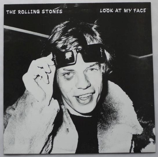 Rolling Stones Look At My Face