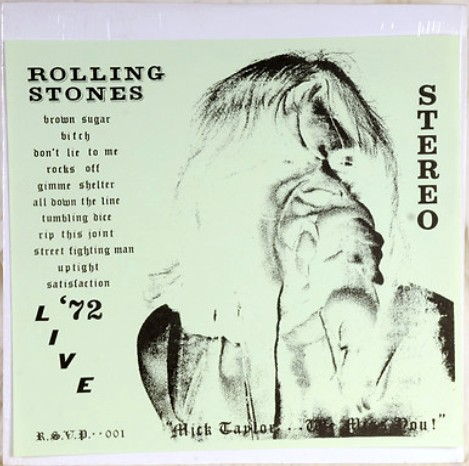 Rolling Stones Mick Taylor We Miss You 2