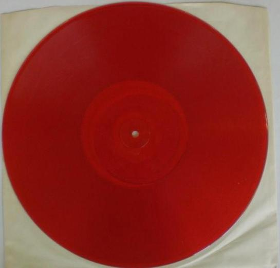 Rolling Stones Preserve F Future red disc