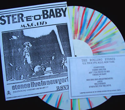 Rolling Stones Stereo Baby RE