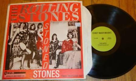 Rolling Stones Stoned Stones Chet Mar