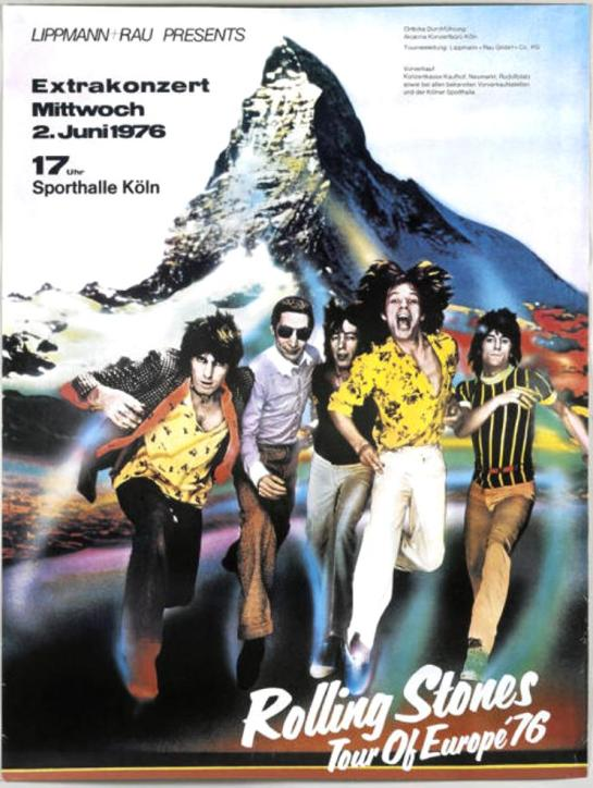 RS Cologne 76 poster