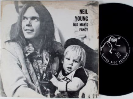 Neil Young Live 1976 The Amazing Kornyfone Label