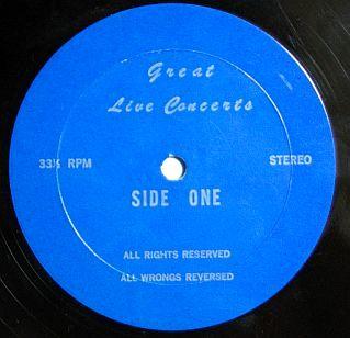 Beatlemania GLC early label