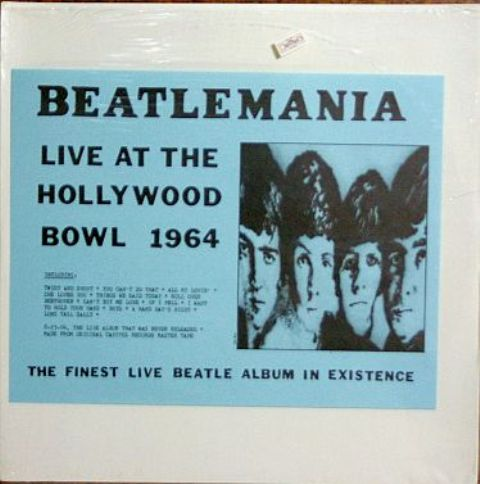 Beatles Beatlemania