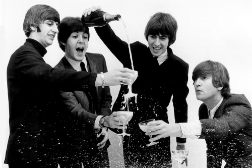 Beatles Champagne
