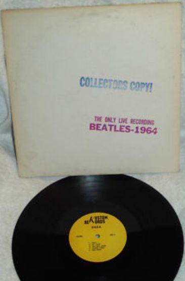 Beatles Kustom TOLR