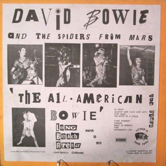 Bowie TAAB insert