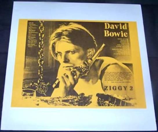 Bowie Ziggy 2 half