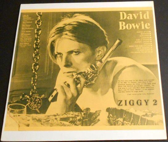Bowie Ziggy 2 II