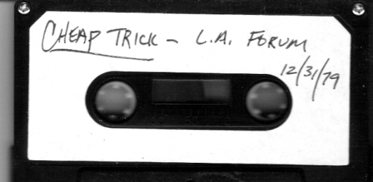 CT LA tape