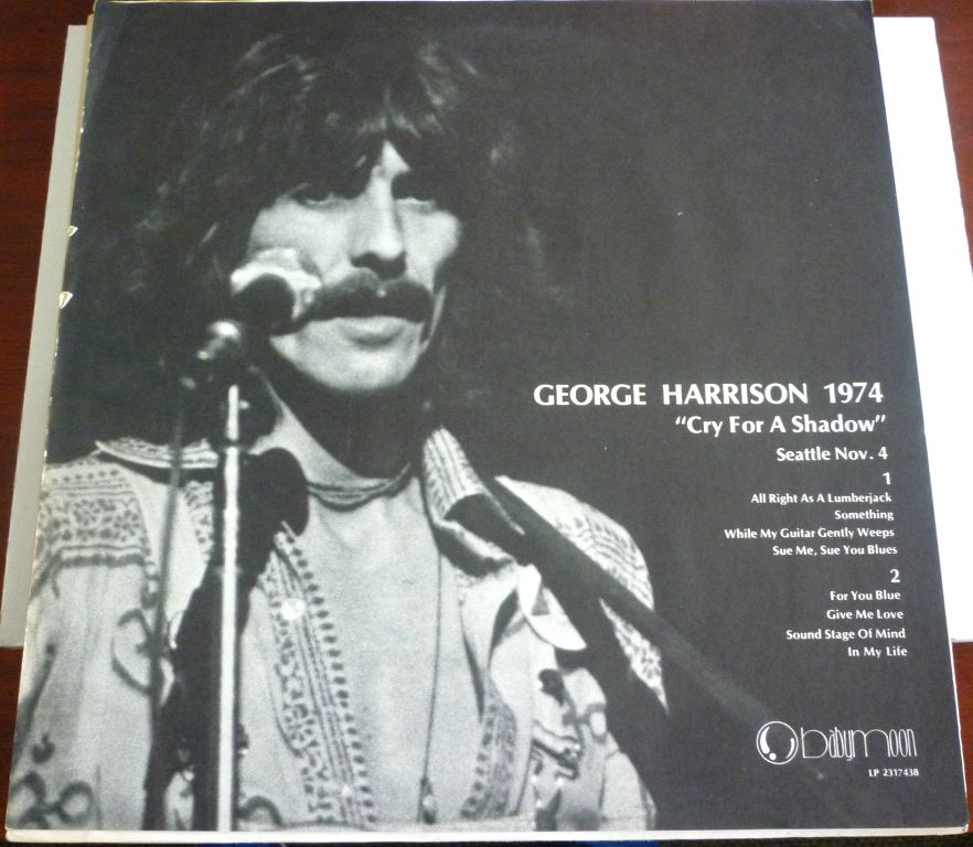 Harrison 1974 1 LP