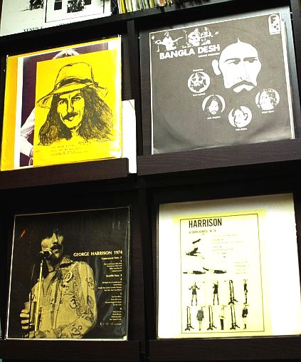 Harrison bootleg collection