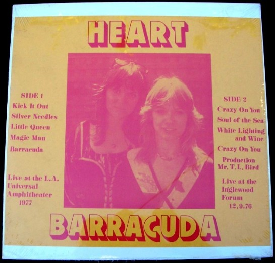Heart Barracuda