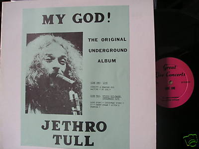 Jethro Tull My God!