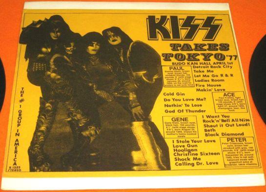 Kiss Takes Tokyo 77