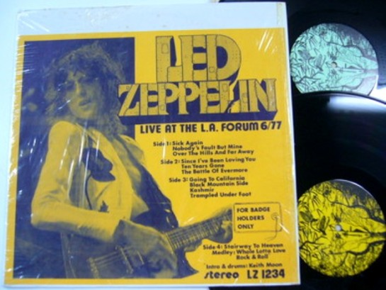 Led Zep F BH Only Drfly