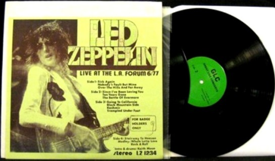 Led Zep F BH Only GLC