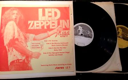 Led Zep F BH Only RR