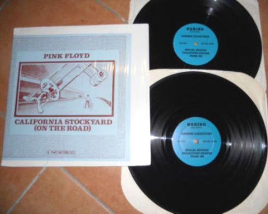 Pink Floyd Cali Stocky blu lbl