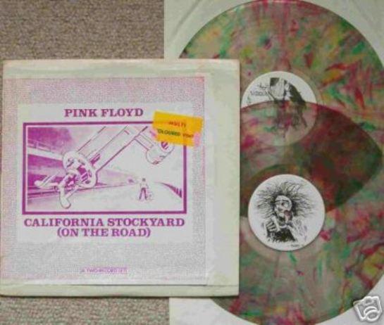 Pink Floyd Cali Stocky mcv
