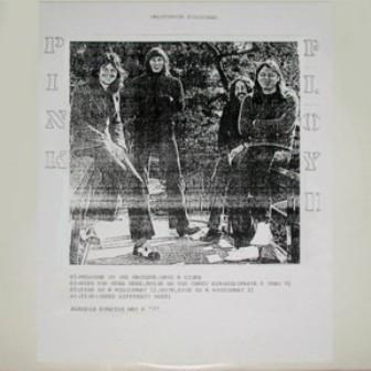 Pink Floyd California Stocky 1st