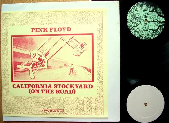 Pink Floyd California Stockyard