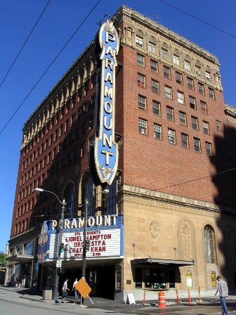 Seattle Paramount Th