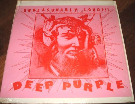 Deep Purple Unreasonably Loud