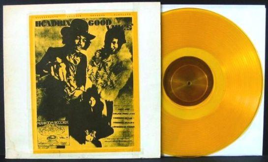 Hendrix Good Vibes yel