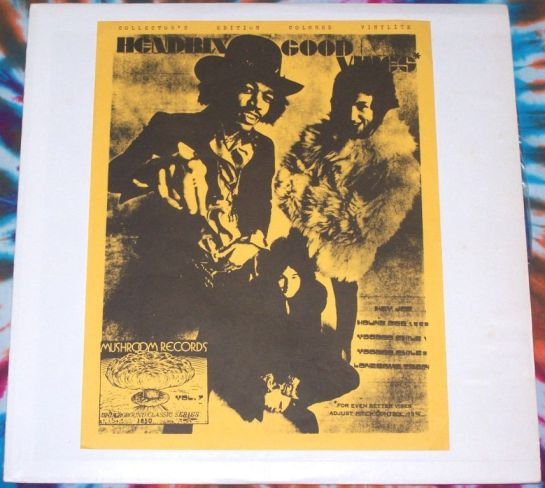 Hendrix Good Vibes