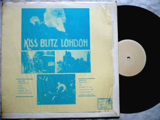 KISS Blitz London 2