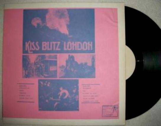 Kiss Blitz London pink