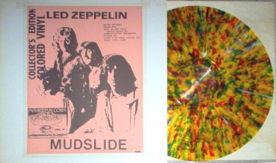Led Zep Mudslide