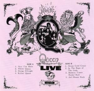 Queen ABA L