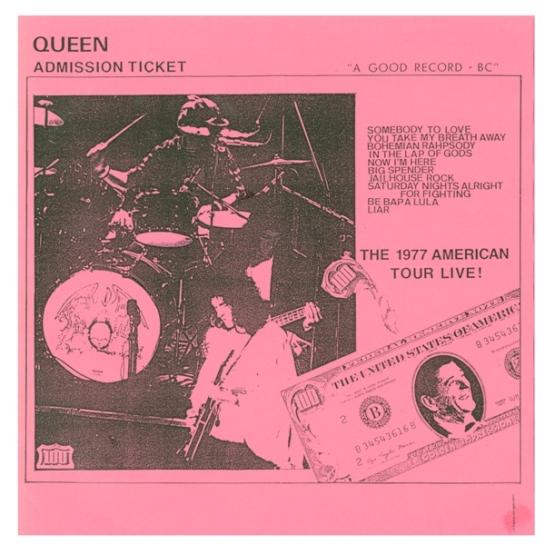 Queen Adm Tic