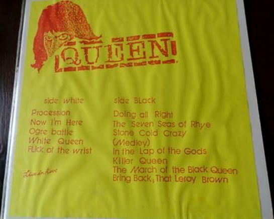Queen Live Kove RE