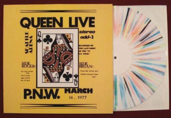 Queen P.N.W. RE