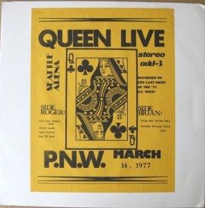 Queen P.N.W.