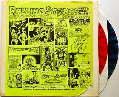 Rolling Stones AMM MR